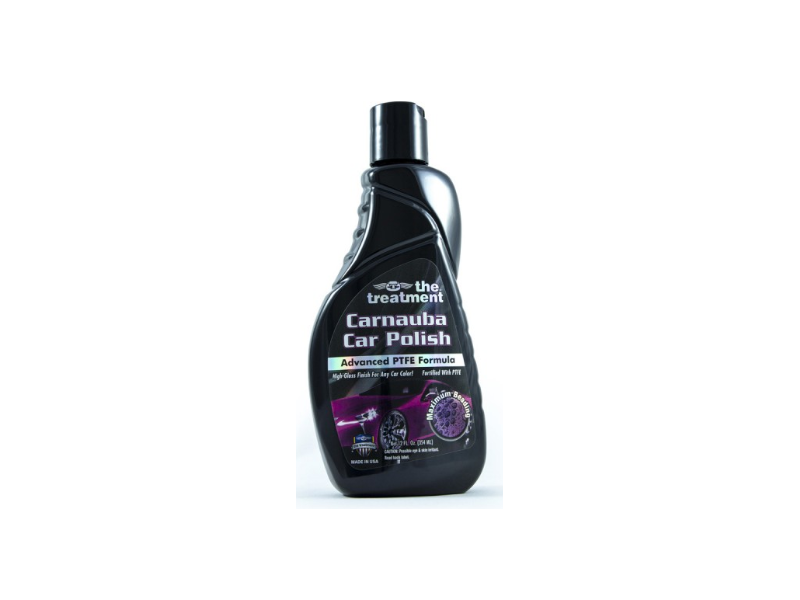 Treatment Carnauba Car Polish Teflon 354 ml.