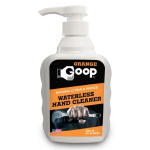 Goop Orange Hand Cleaner pumpás kéztisztító 444 ml.