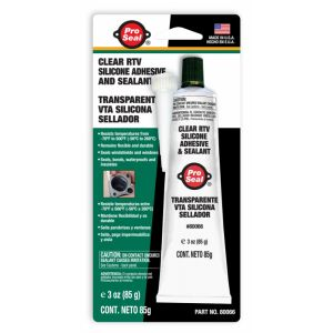 Pro Seal Clear szilikon tömítő 85 g.