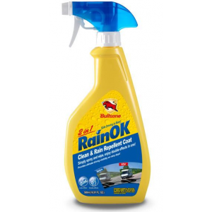 Bullsone RainOK Clean & Rain Repellent 2 in 1 300 ml.