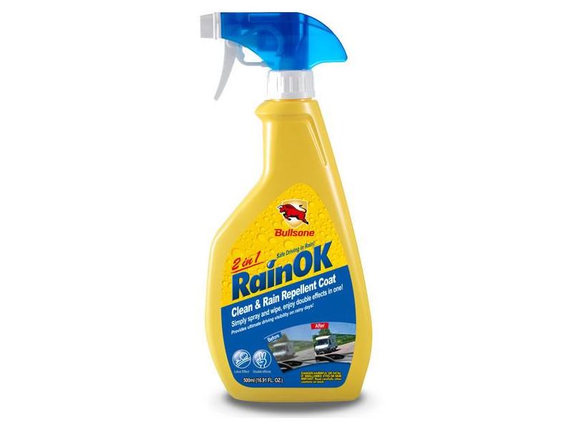 Bullsone RainOK Clean & Rain Repellent 2 in 1 300 ml.