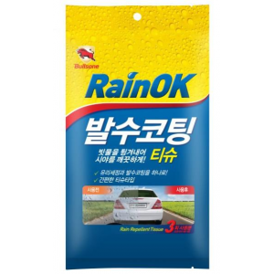 Bullsone RainOK Rain Repellent Wipes