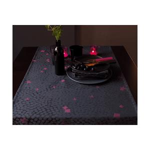 Tabon Metal pamut asztalterítő 175x185 cm