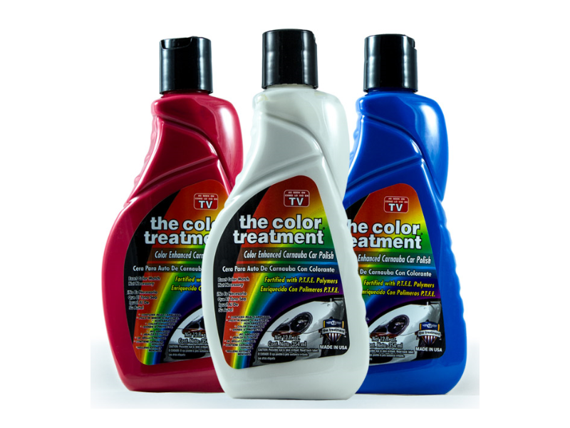 The Color Treatment piros 355 ml.