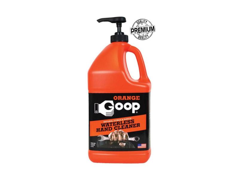 Goop Orange pumpás kéztisztító 3,8 liter