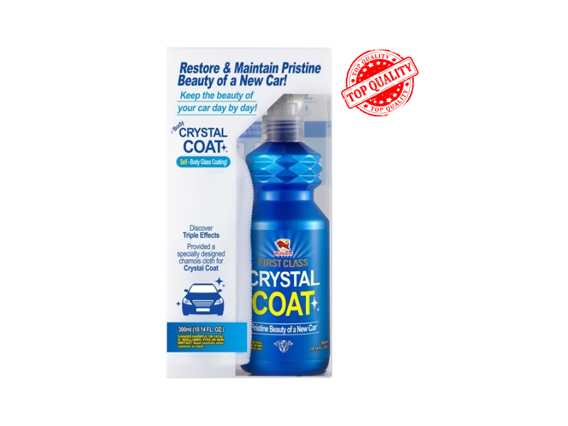 Bullsone First Class Body Crystal Coat 300 ml.